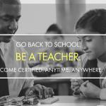 Be a Teacher