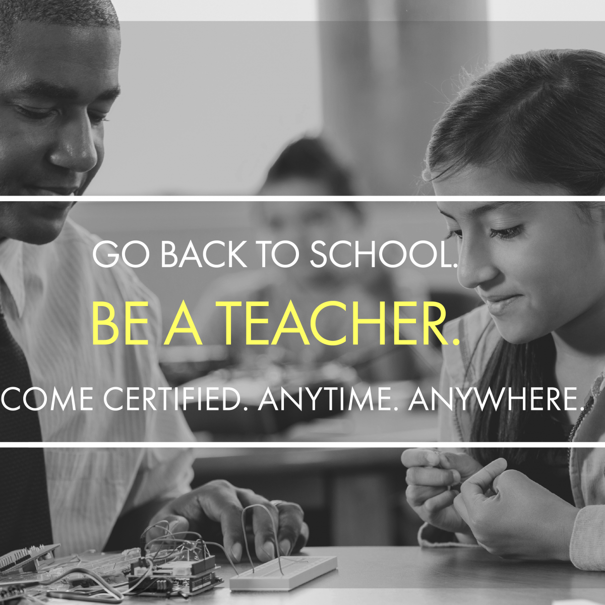 Be a teacher our mission is teacherready xflitez Images