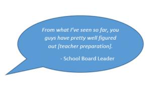 School Board Leader