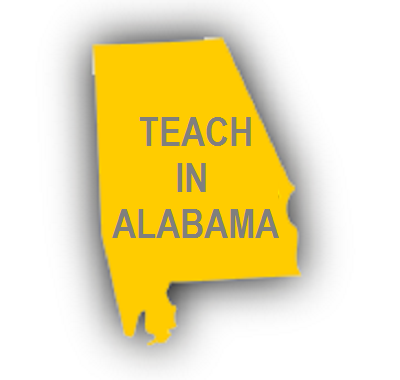 teach in alabama via state teacher certificate reciprocity
