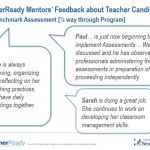 mentor teachers feedback
