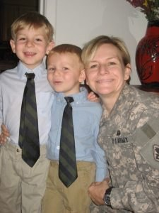 Veteran, Mother, Teacher: Bernadette Hanley