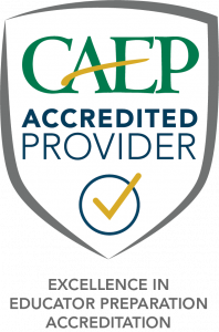 The Professional Education Unit at the University of West Florida is accredited based on the Council for the Accreditation of Educator Preparation (CAEP) through Spring 2025. CAEP is the only CHEA recognized national accreditor for educator preparation.